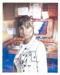 ANJLI MOHINDRA Sarah Jane Adventures, Genuine signed Autographs 10 x 8 COA 8403